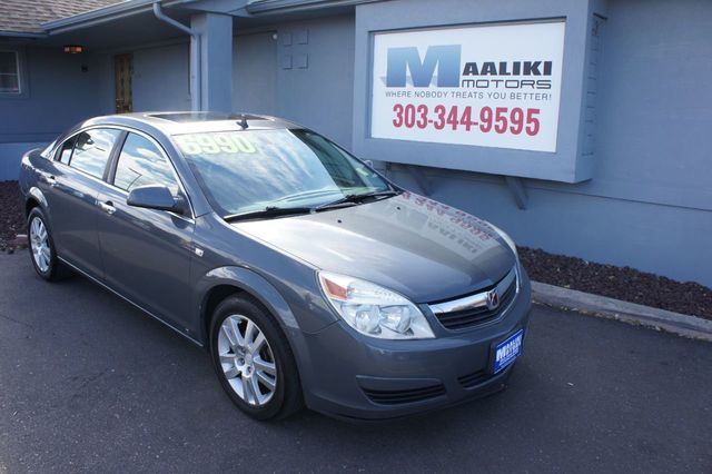 2009 Saturn Aura 4dr Sedan I4 Xr 18178773 0