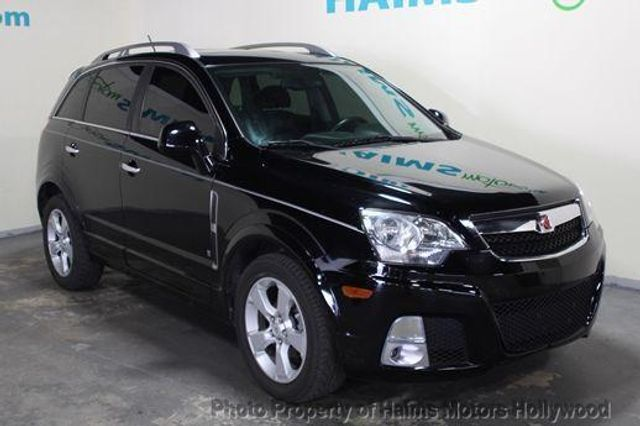 2009 used saturn vue redline at haims motors serving fort. Black Bedroom Furniture Sets. Home Design Ideas