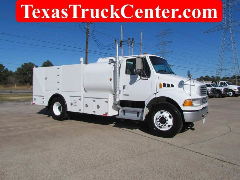 2009 Sterling Acterra Fuel - Lube Service Truck - 16996380 - 0