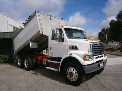 2009 Sterling HX7500 tipper