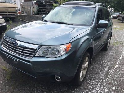 2009 Subaru Forester 2.5 X Limited AWD 4dr Wagon 4A - Click to see full-size photo viewer