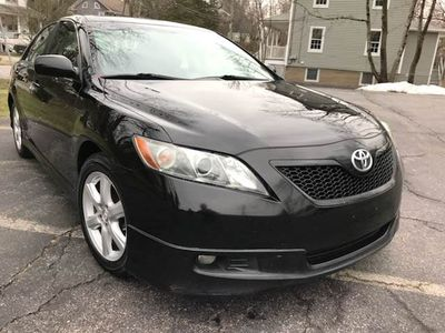 2009 Toyota Camry 4dr Sedan I4 Automatic SE - Click to see full-size photo viewer