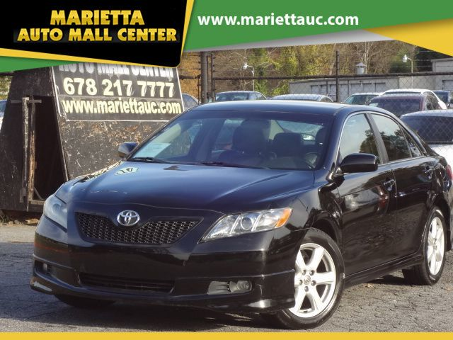 2009 Used Toyota Camry 4dr Sedan I4 Automatic Se At Marietta Auto