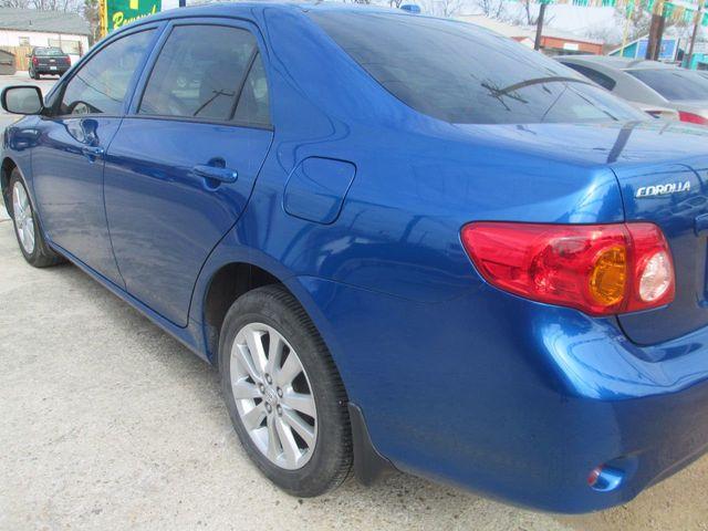 2009 Toyota Corolla For Sale >> 2009 Toyota Corolla 4dr Sedan Automatic Le Sedan For Sale San Antonio Tx 10 900 Motorcar Com