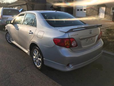2009 Toyota Corolla 4dr Sedan Automatic S - Click to see full-size photo viewer
