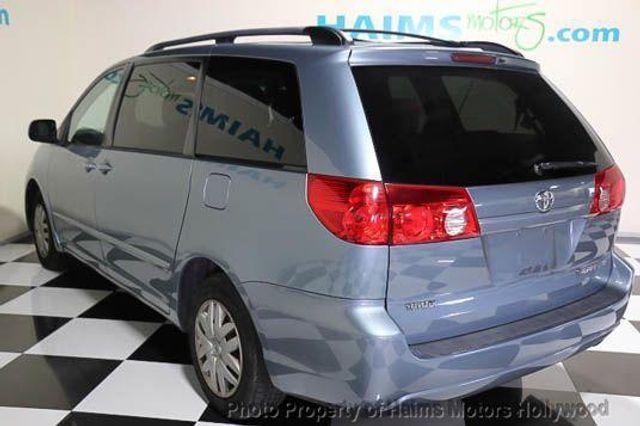 2009 Toyota Sienna 5dr 7 P Van Ce Fwd 12524115 4