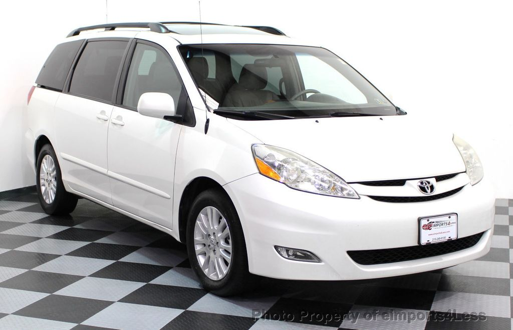 2009 Toyota Sienna Certified Xle 7 Penger 16762816 1