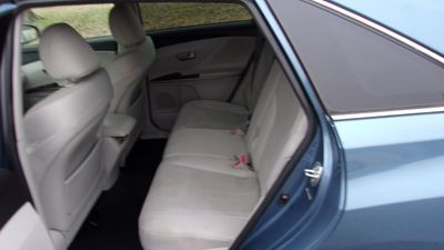 2009 Toyota Venza 4dr Wagon I4 FWD - Click to see full-size photo viewer