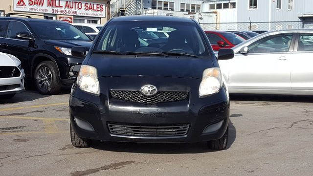 2009 Used Toyota Yaris Hatchback at Saw Mill Auto Serving Yonkers, Bronx,  New Rochelle, NY, IID 18473986