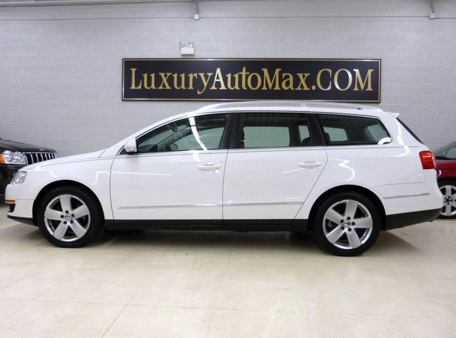 2009 used volkswagen passat wagon 4dr automatic komfort fwd at
