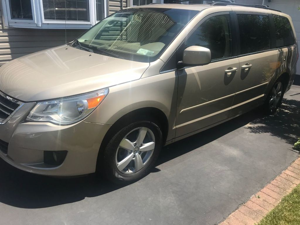 2009 used volkswagen routan 4dr wagon se at webe autos