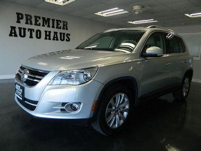 2009 Volkswagen Tiguan 2009 VOLKSWAGON TIGUAN SUV  - Click to see full-size photo viewer