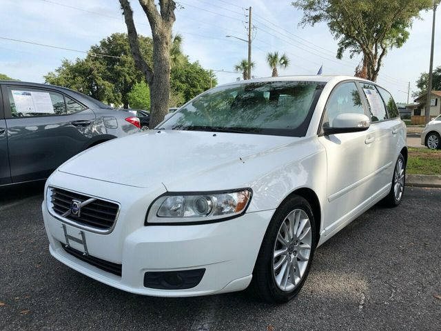 2009 Used Volvo V50 4dr Wagon 2 4l Fwd At Toyland Used Cars Serving