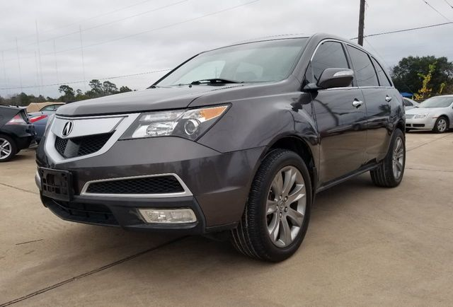 2010 Acura Mdx Awd 4dr Advance Entertainment Pkg Suv For Sale