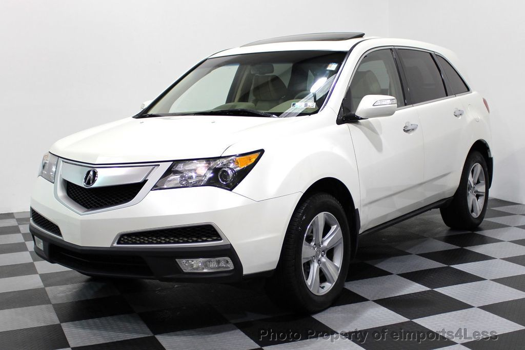2010 used acura mdx certified mdx awd technology camera. Black Bedroom Furniture Sets. Home Design Ideas