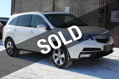 2010 Acura MDX ONE OWNER SH-AWD LEATHER MOONROOF SUV