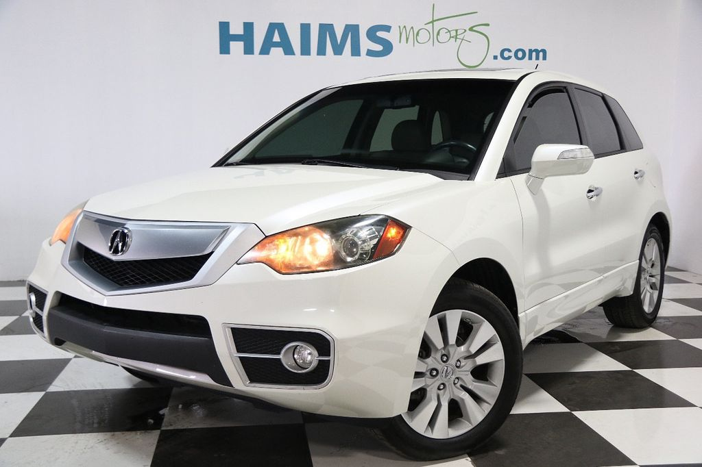 2010 used acura rdx awd 4dr at haims motors serving fort. Black Bedroom Furniture Sets. Home Design Ideas