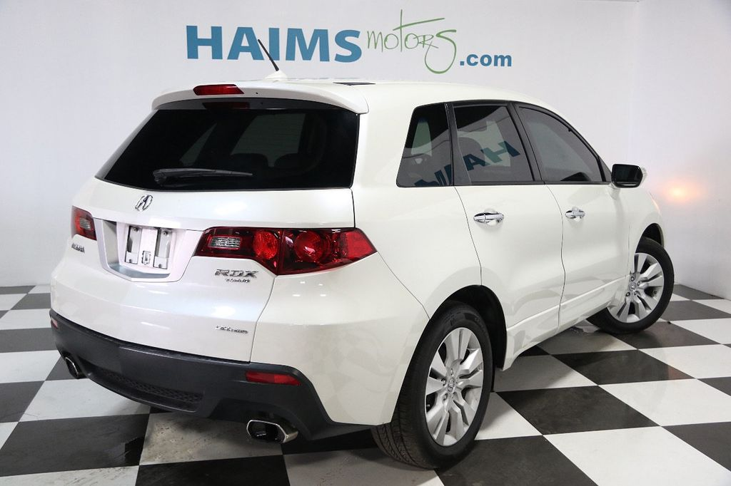 2010 used acura rdx awd 4dr at haims motors serving fort lauderdale hollywood miami fl iid. Black Bedroom Furniture Sets. Home Design Ideas