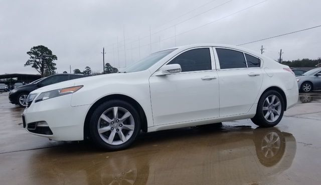 2010 Used Acura TL at Car Guys Serving Houston, TX, IID 18628959