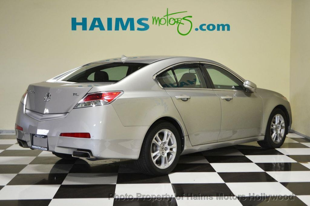 2010 Used Acura TL 4dr Sedan 2WD at Haims Motors Serving Fort Lauderdale, Hollywood, Miami, FL ...