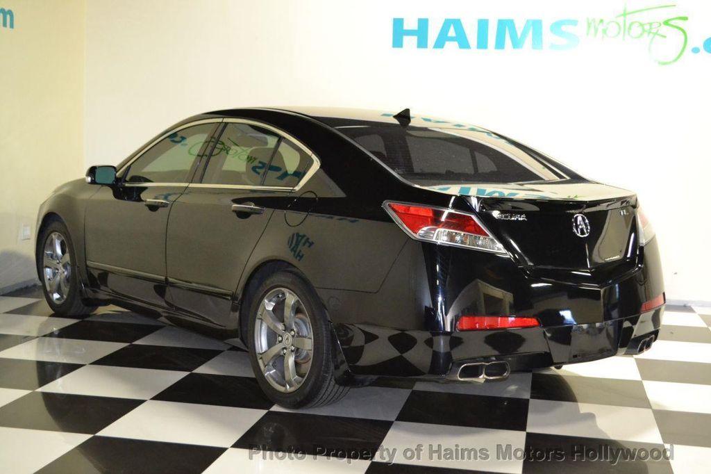 2010 used acura tl 4dr sedan automatic sh awd tech at haims motors