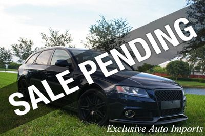 2010 Audi A4 2010 AUDI A4 2.0T AVANT B8 TURBO WAGON QUATTRO UPGRADED
