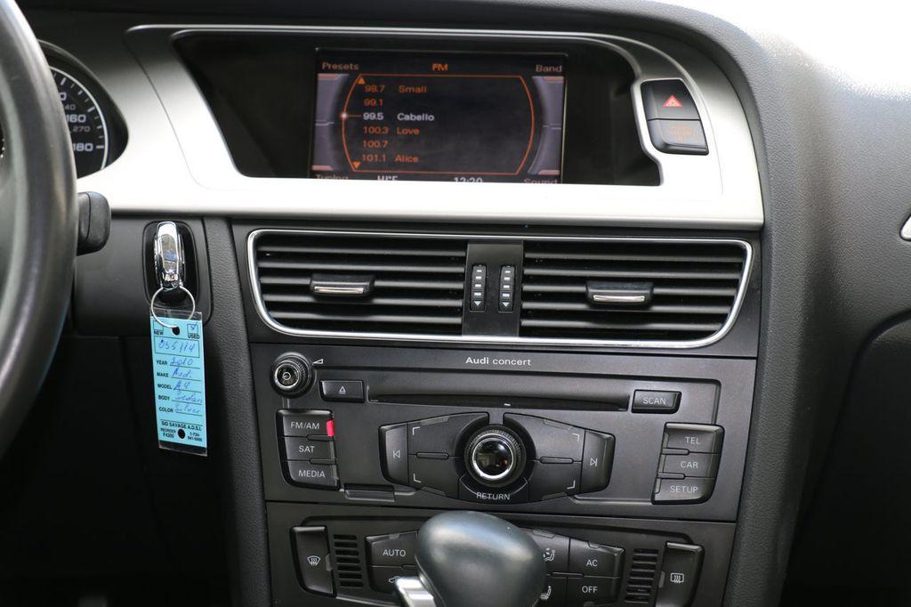 Used Audi A Dr Sedan Automatic Quattro T Premium At Finish - Used audi a4