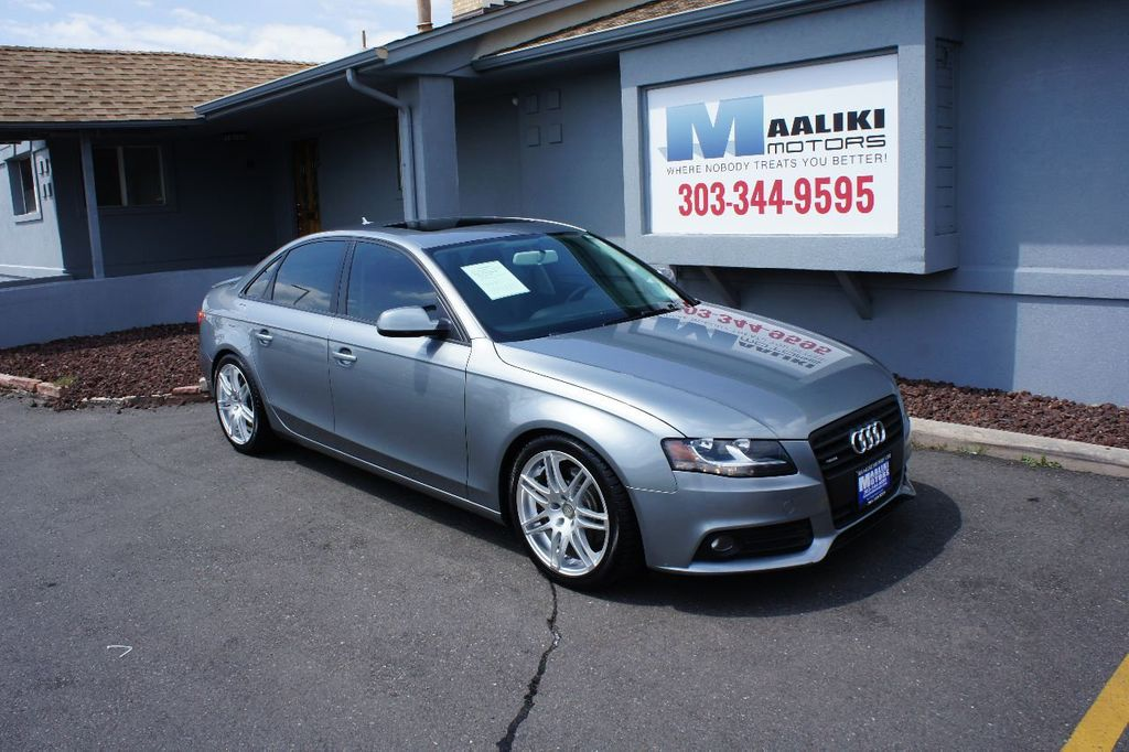 2010 used audi a4 4dr sedan automatic quattro 2 0t premium. Black Bedroom Furniture Sets. Home Design Ideas
