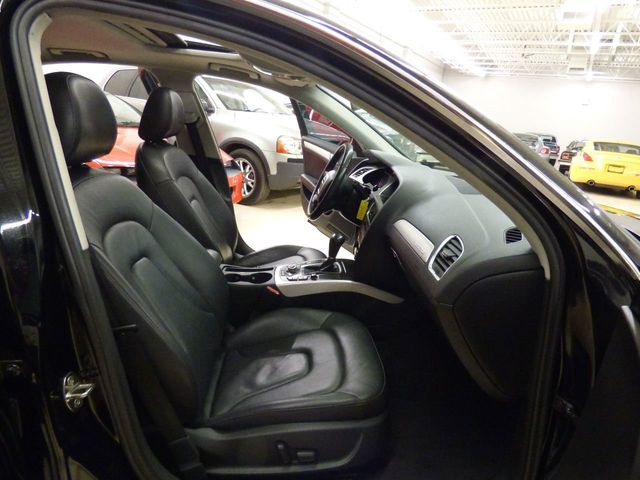 2010 Audi A4 4dr Sedan Automatic quattro 2.0T Premium  Plus - Click to see full-size photo viewer