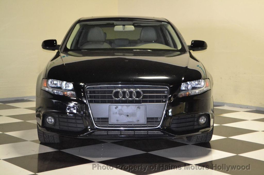 2010 used audi a4 4dr sedan cvt fronttrak 2 0t premium at. Black Bedroom Furniture Sets. Home Design Ideas