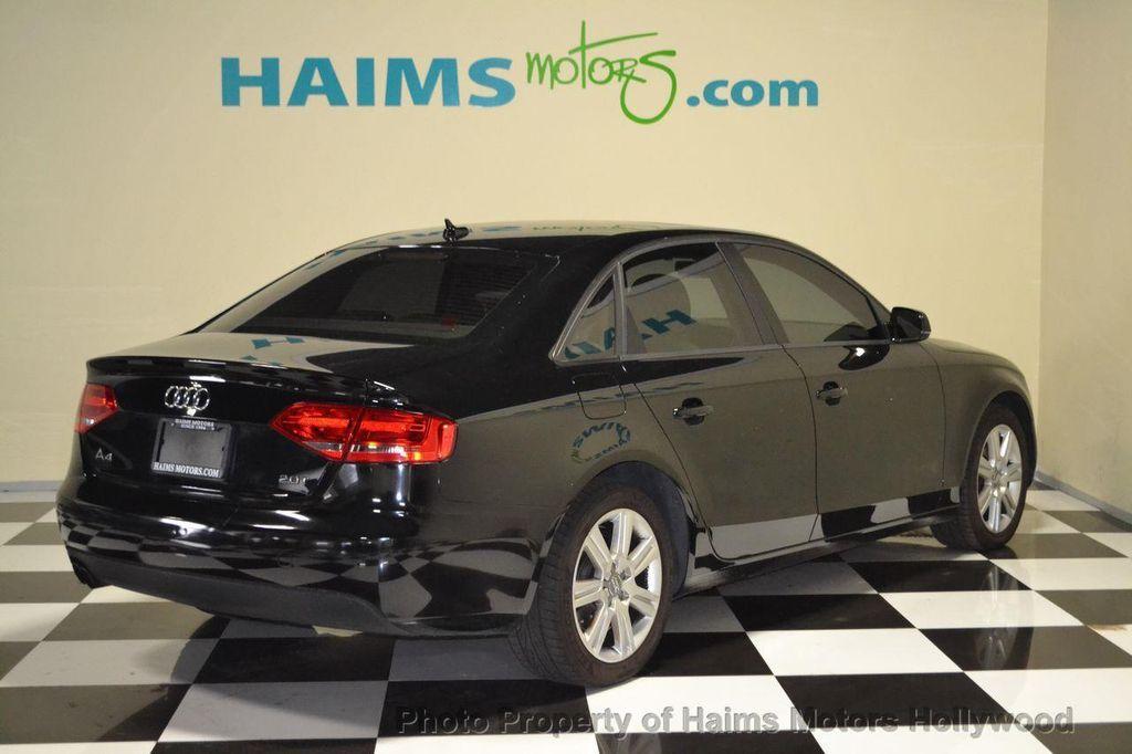 2010 used audi a4 4dr sedan cvt fronttrak 2 0t premium at. Black Bedroom Furniture Sets. Home Design Ideas