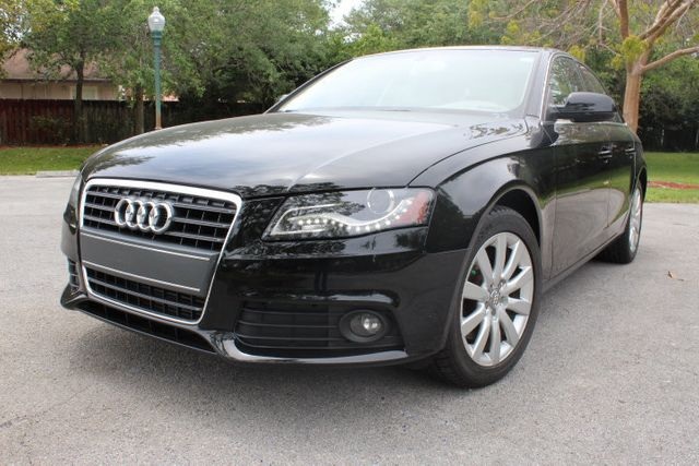 2010 used audi a4 4dr sedan cvt fronttrak 2 0t premium. Black Bedroom Furniture Sets. Home Design Ideas