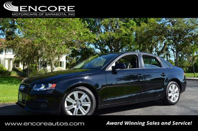 2010 Audi A4 4dr Sedan Manual quattro 2.0T Premium