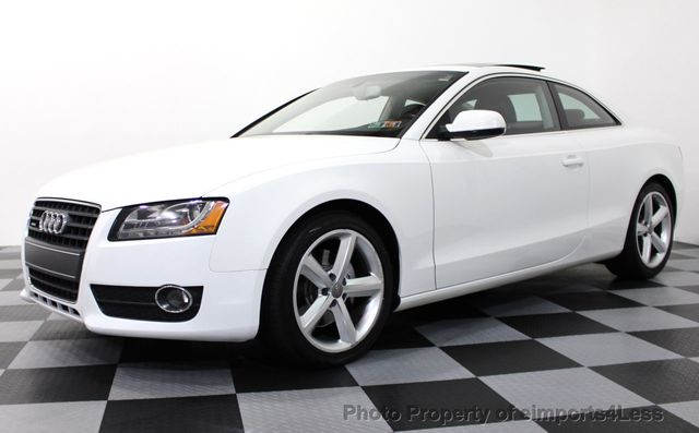 Used Audi A T Quattro AWD Coupe CAMERA NAVIGATION At - White audi a5