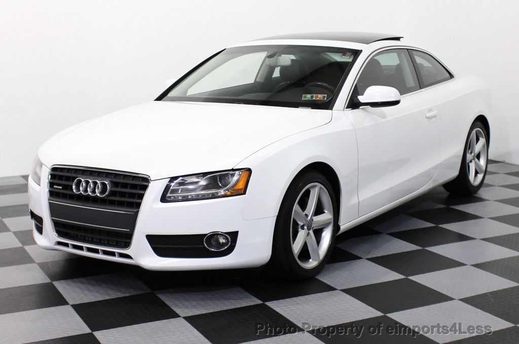 2010 used audi a5 2.0t quattro awd coupe camera /navigation at