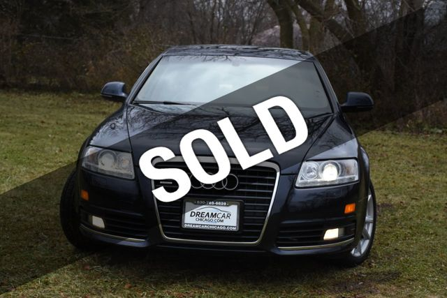 2010 Used Audi A6 4dr Sedan quattro 3 0T Prestige at Dream Car Chicago Inc  Serving Villa Park, IL, IID 19202557
