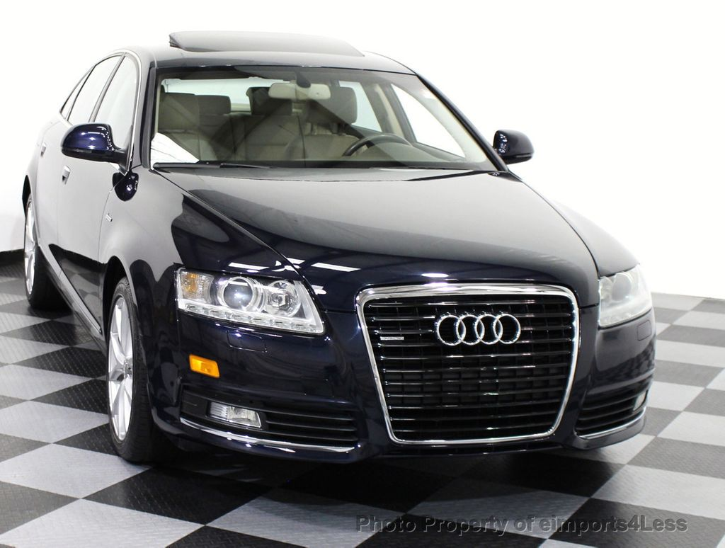 2010 used audi a6 certified a6 quattro premium plus awd sedan navigation at eimports4less. Black Bedroom Furniture Sets. Home Design Ideas