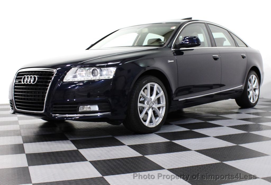 black audi 2010. 2010 audi a6 certified 30t quattro premium plus awd sedan navigation 15026777 black a
