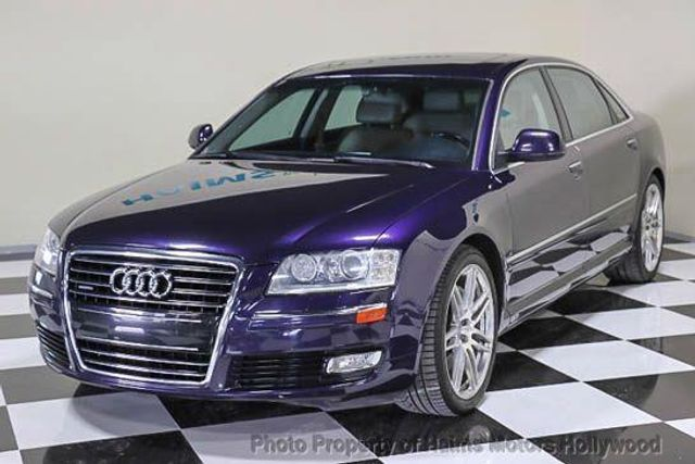 Used Audi A L Dr Sdn At Haims Motors Serving Fort Lauderdale - Used audi a8l