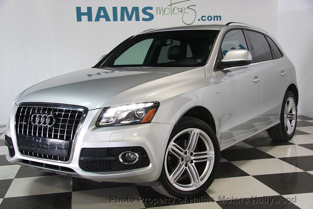 2010 Used Audi Q5 quattro 4dr Premium Plus at Haims Motors Serving Fort Lauderdale, Hollywood ...