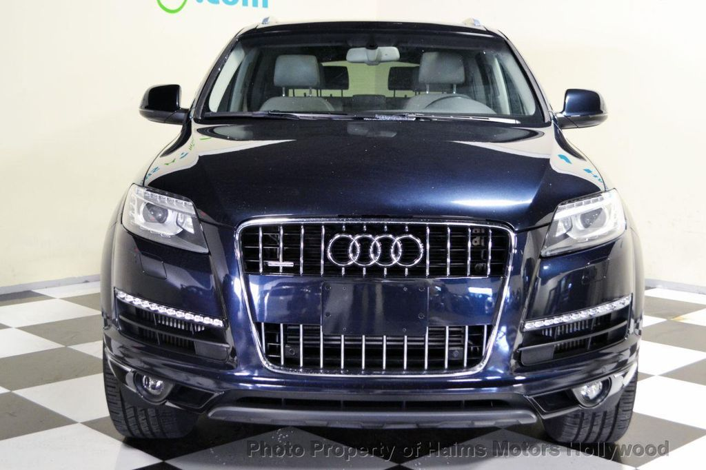 2010 used audi q7 quattro 4dr 3 0l tdi premium plus at. Black Bedroom Furniture Sets. Home Design Ideas