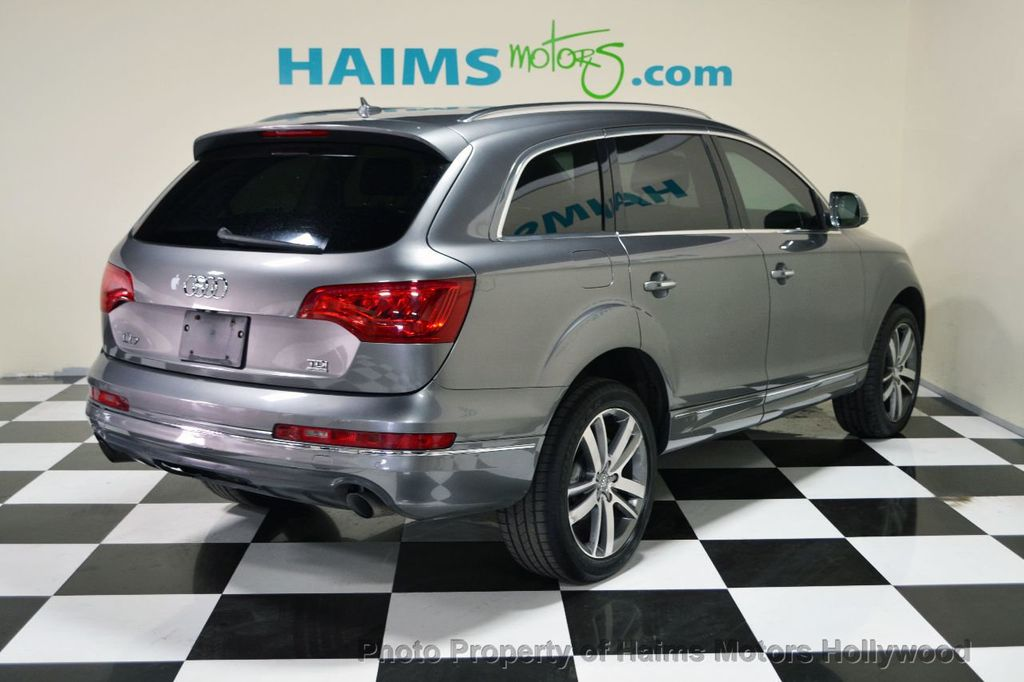 2010 used audi q7 quattro 4dr 3 0l tdi prestige at haims. Black Bedroom Furniture Sets. Home Design Ideas