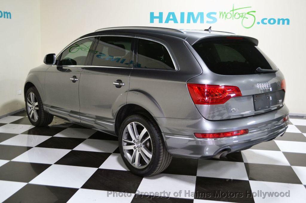 2010 Used Audi Q7 Quattro 4dr 30l Tdi Prestige At Haims Motors