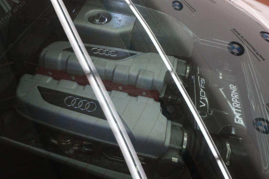 2010 Audi R8 2dr Coupe Automatic quattro 5.2L - 17404850 - 31