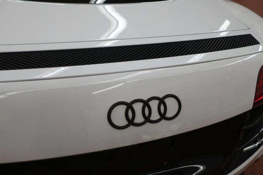 2010 Audi R8 2dr Coupe Automatic quattro 5.2L - 17404850 - 4