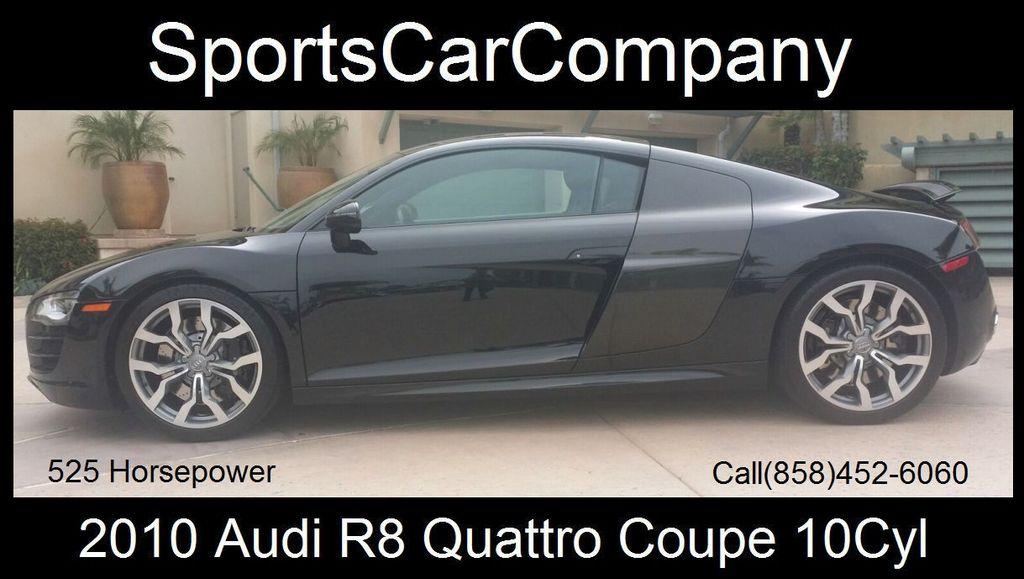 2010 Audi R8 R8 FSi Quattro 10 CYLINDER - 17521376 - 1