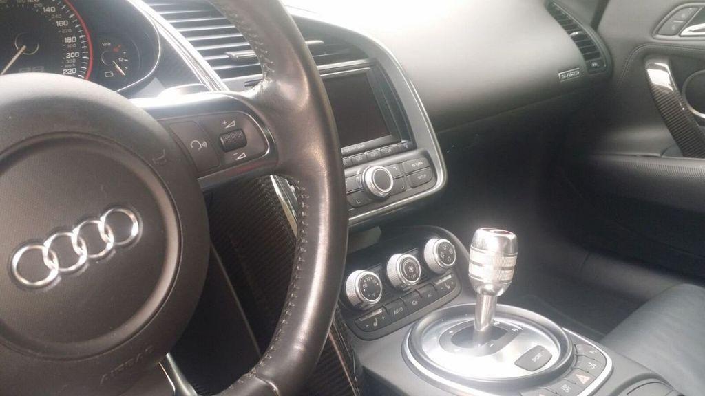 2010 Audi R8 R8 FSi Quattro 10 CYLINDER - 17521376 - 25