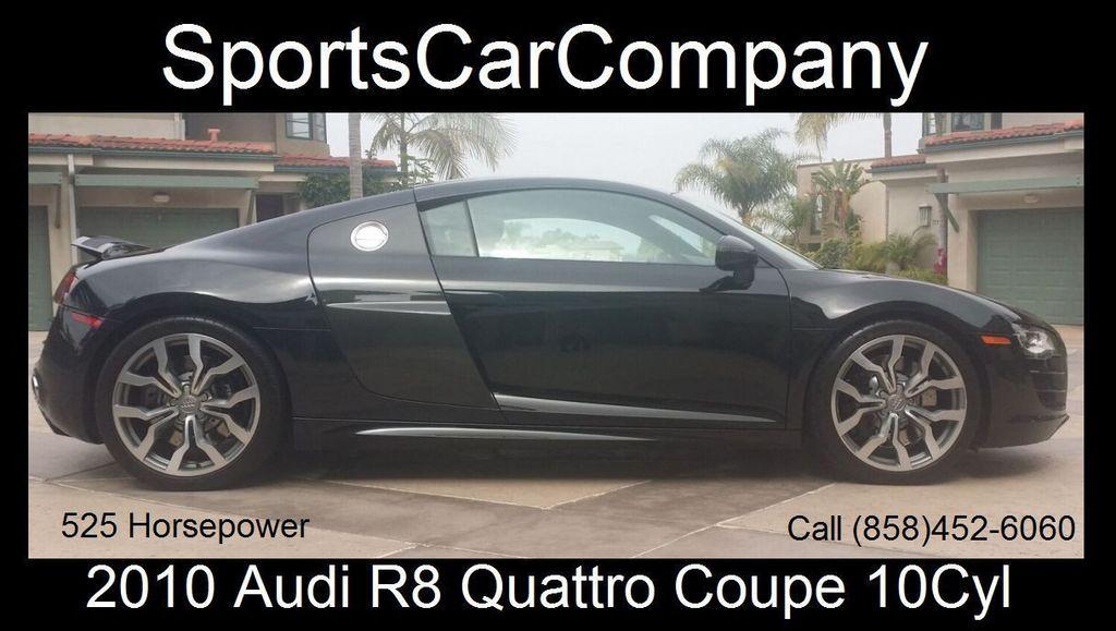 2010 Audi R8 R8 FSi Quattro 10 CYLINDER - 17521376 - 2