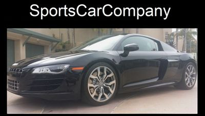 2010 Audi R8 R8 FSi Quattro 10 CYLINDER - Click to see full-size photo viewer