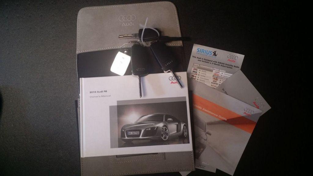 2010 Audi R8 R8 FSi Quattro 10 CYLINDER - 17521376 - 48